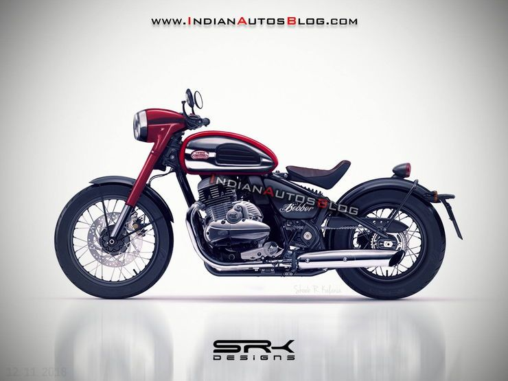 Jawa 42 Transformed Into 5 Different Forms Scrambler To Cafe