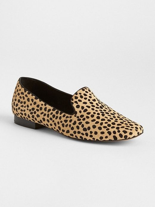 b78bfed1925 Cheetah Print Loafers in 2019   boots, shoes and sandals   Leopard ...