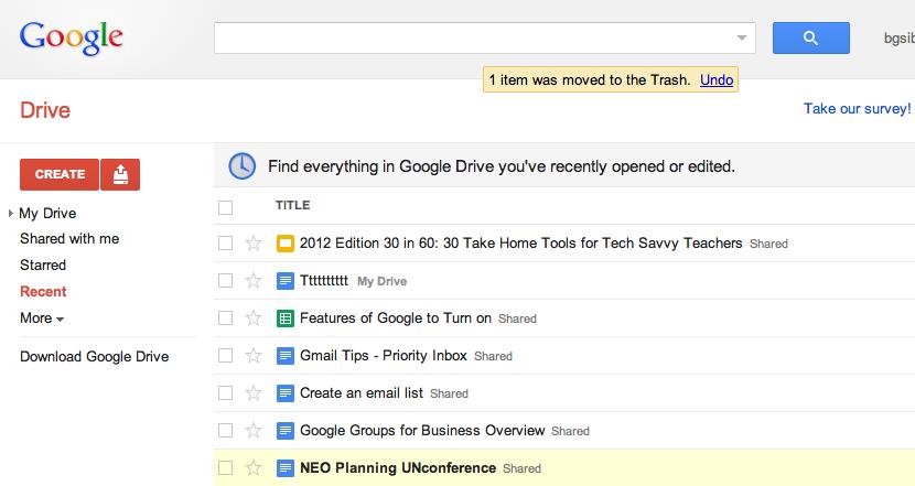 Shared Documents Google Google