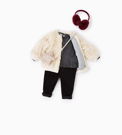 Shop By Look Baby Girl 3 Months 4 Years Kids Zara Hungary Babykleidung Madchen Kind Mode Babymoden Madchen