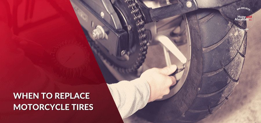 How to know when your motorcycle tires need to be replaced