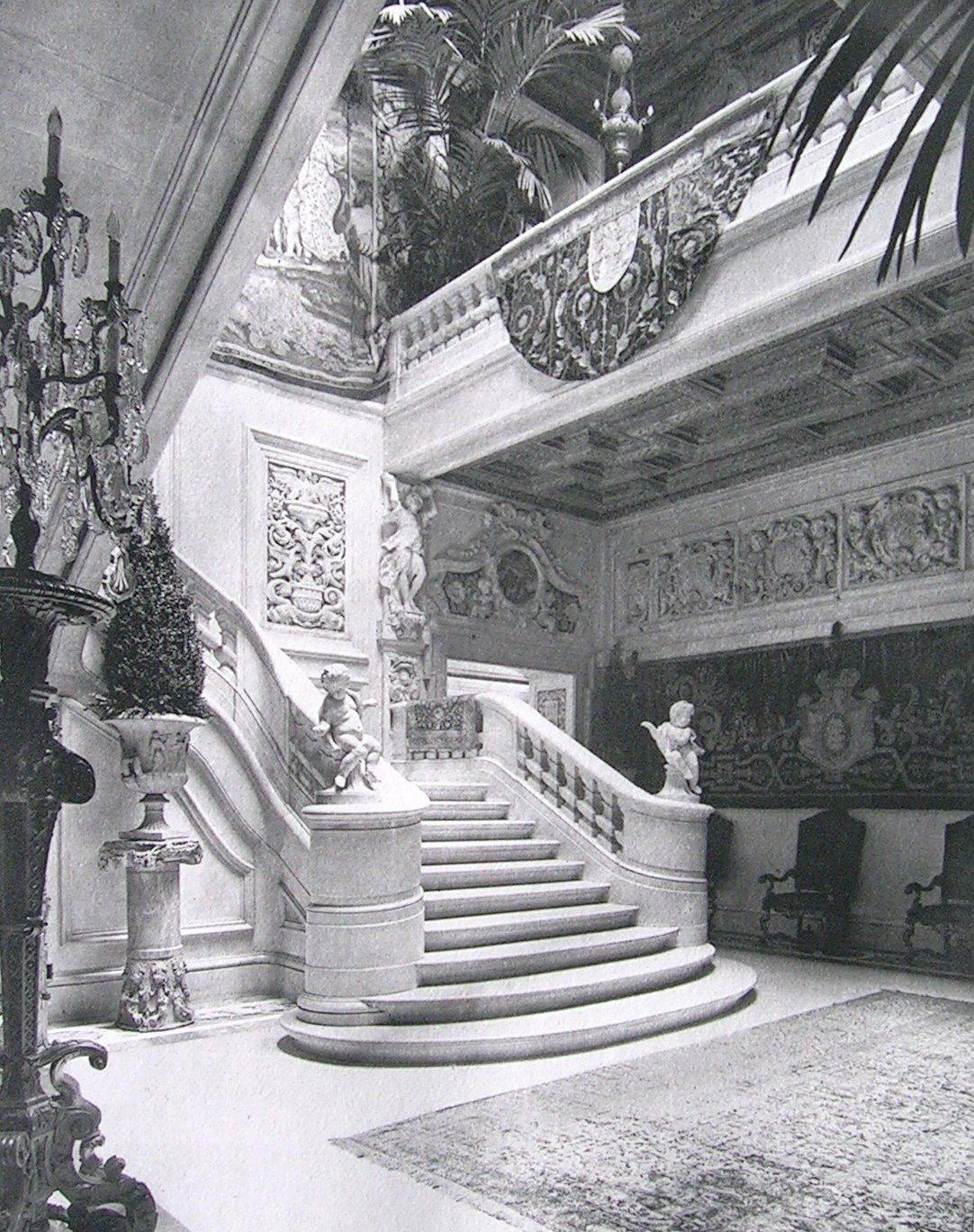 Mansions of the Gilded Age: The W. A. Salomon Town House 1020 Fifth Avenue & 83rd
