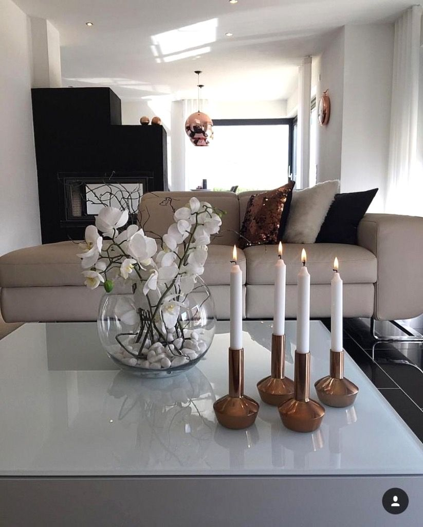 Moderne Wohnzimmer Accessoires Schöne Küche Design Living Room