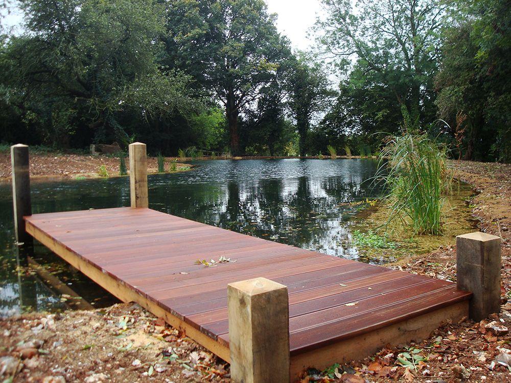 Pond Design Warwickshire Swimming Ponds Staffordshire