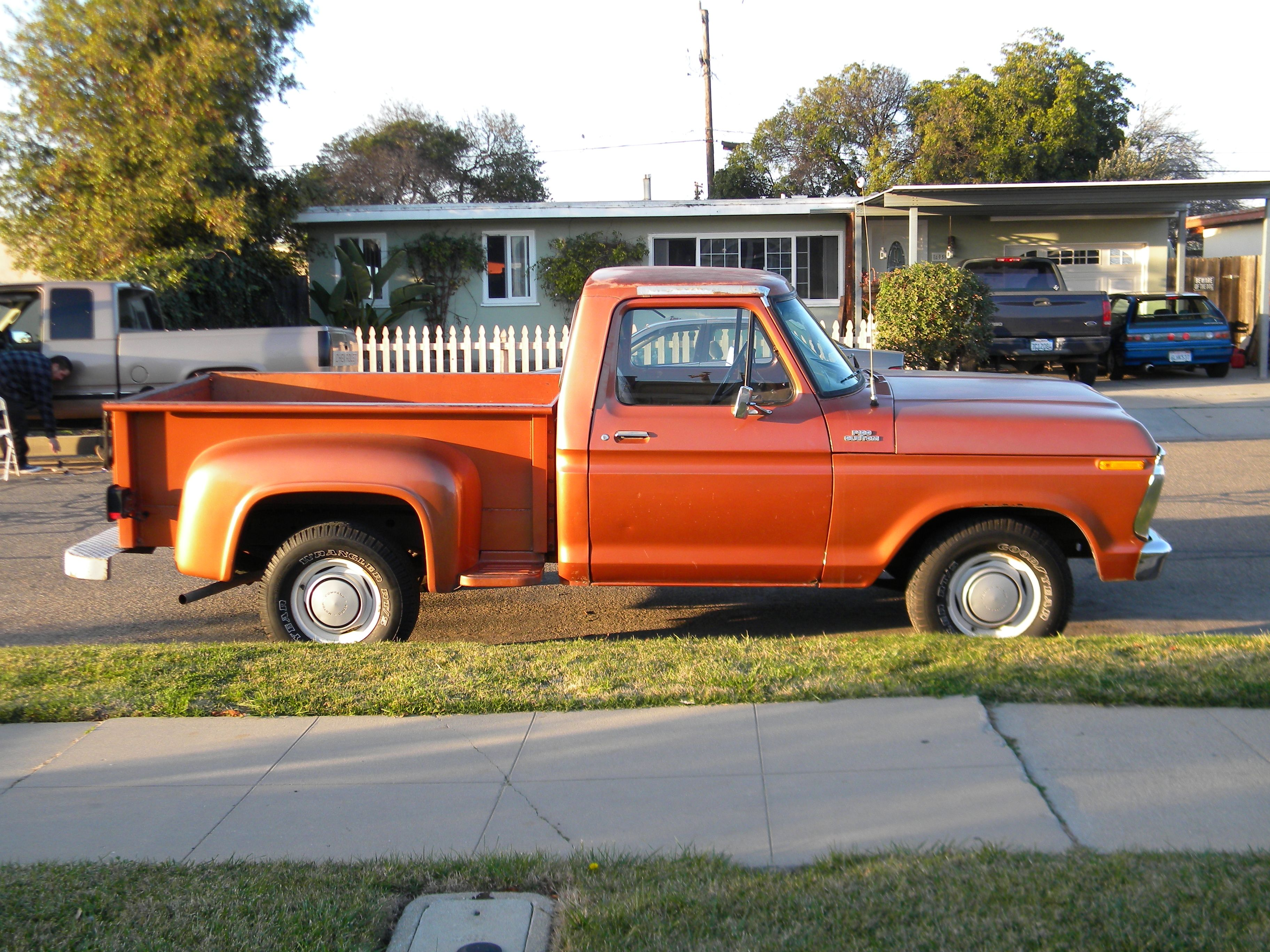 1955 ford f100 trucks for sale used cars on oodle autos post - 1977 Ford F 100 Custom