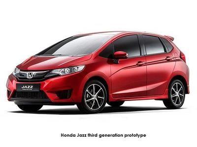 Honda Jazz History The Trendsetter In The Hatch Market Click