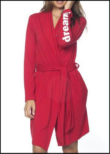 Megan's Lifestyle Boutique -  I am Love Red Dreamy Robe #valentine #fashion #@Peace Love World-Lifestyle & Fashion Brand