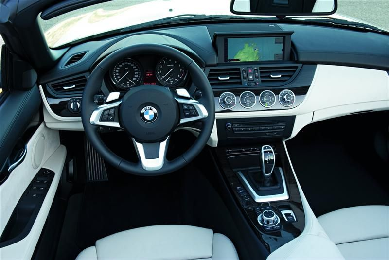 2011 Bmw Z4 Image Car Bmw Z4 Roadster Bmw Z4 Bmw Interior