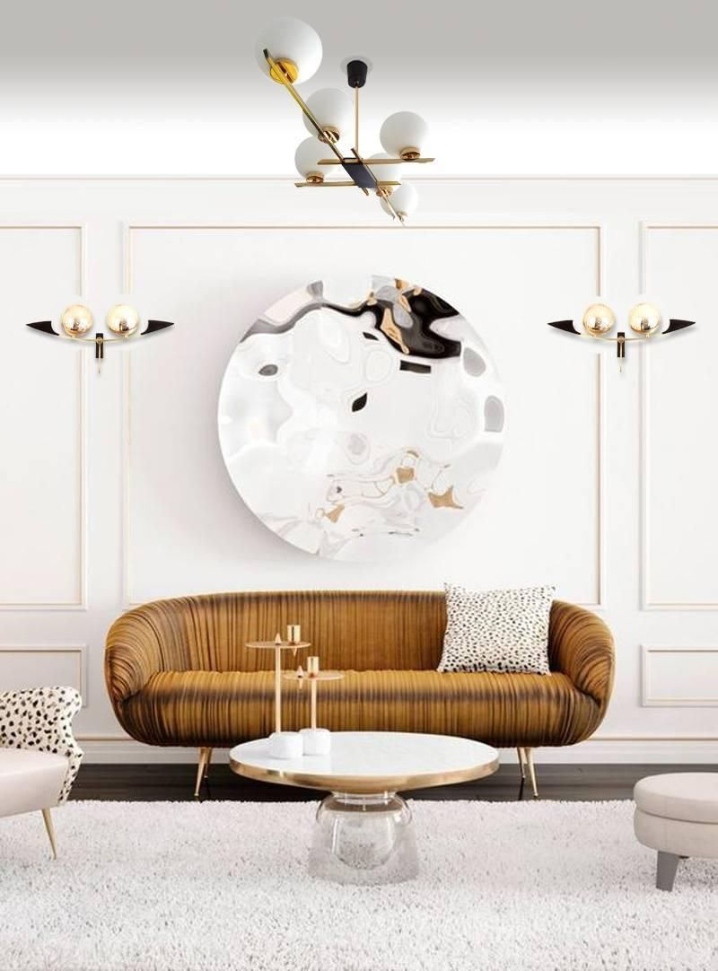 Maison Arlus Chandelier, Stilnovo Style is part of Luxury living room - View this item and discover similar  for sale at 1stdibs  All our lights electrical are checked and tested with 110 and 220 volts bulbs Very sculptural chandelier by the French lighting designer Maison Arlus (Arts