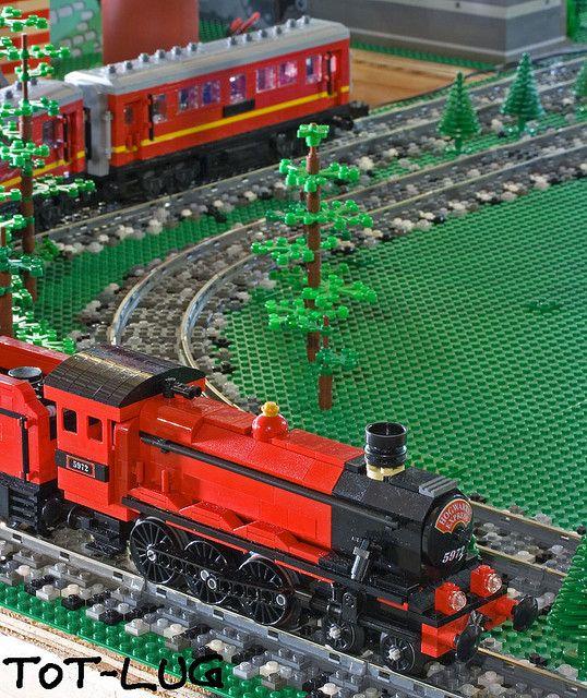 Hogwarts Express Lego City Train Lego Hogwarts Hogwarts Express