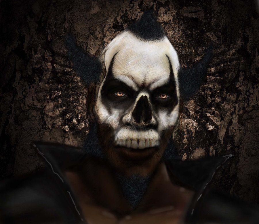 Voodoo Priestess Makeup   Voodoo Priest Voodoo priest 2 by teldran