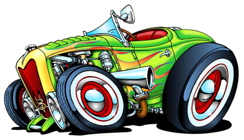 Krazy Kar Kartoon 79 Cool car drawings, Car drawings