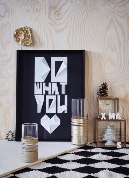 Livingathome De anleitungen weihnachten origami and craft