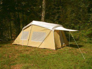 Best C&ing Tents | Trek Four Season Cotton Canvas Tent 10x16 Sleeps 9 Full Rain FLYTrek Four Season Cotton Canvas Tent 10x16 Sleeps 9 Full Rain FLY ... & Best Camping Tents | Trek Four Season Cotton Canvas Tent 10x16 ...