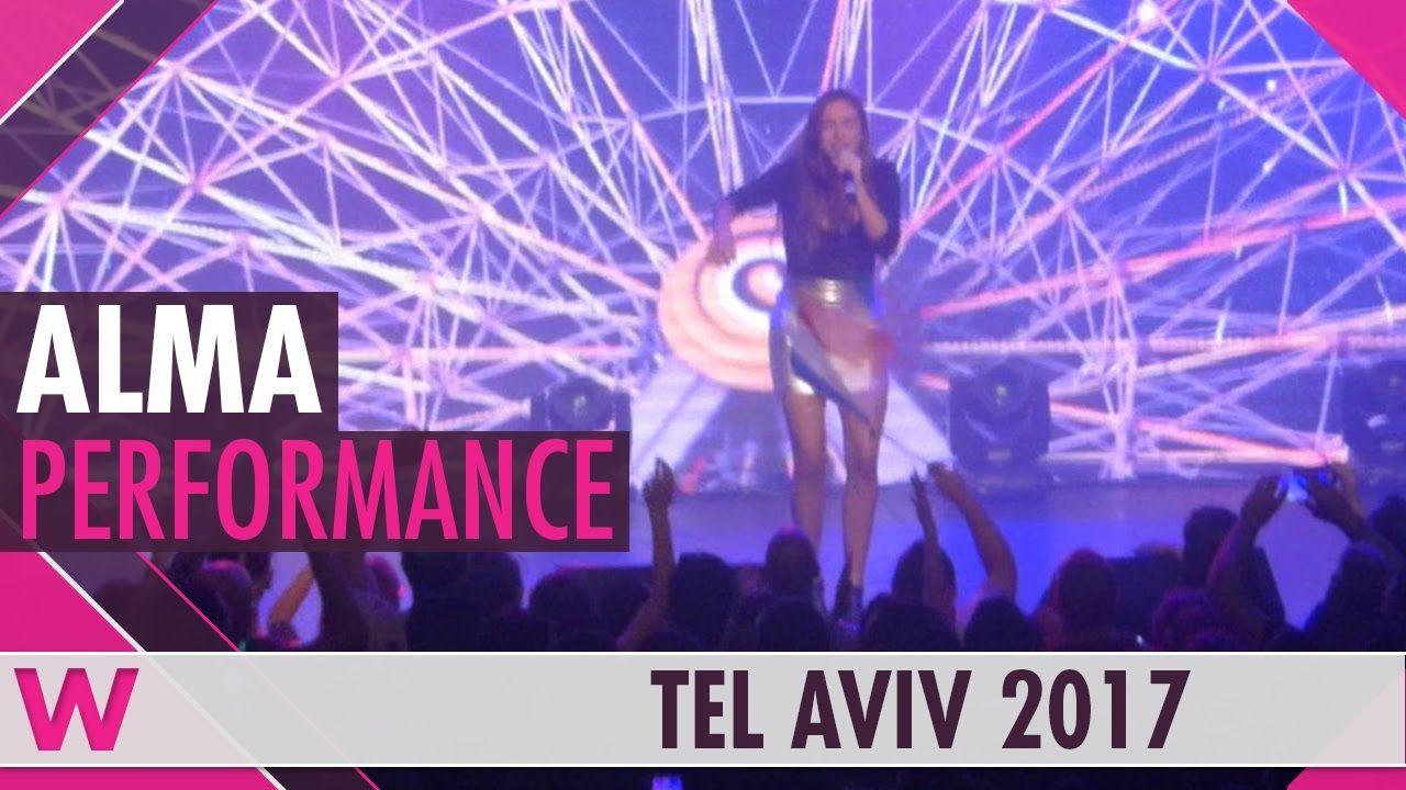 """Alma """"Requiem"""" (France 2017) LIVE Israel Calling 2017"""