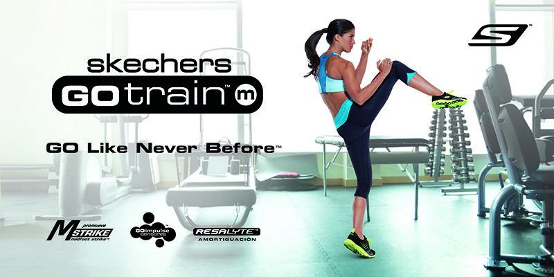 Qué tal estuviste en el entrenamiento de hoy? #training #skechers