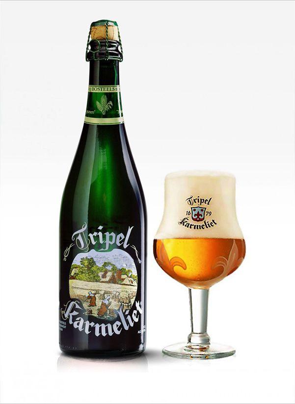 Bia Karmeliet Triple 8,4% - Chai 750ml - Bia Nhập Khẩu