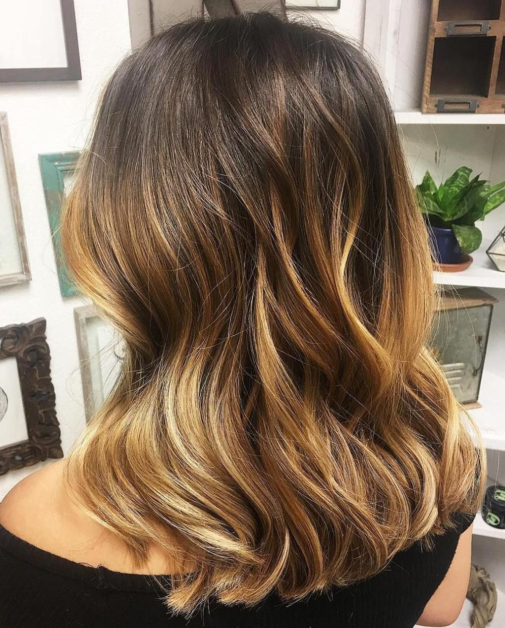 20 Honey Balayage Pictures That Really Inspire To Try Highlights Honey Balayage Blonde Balayage Honey Hair