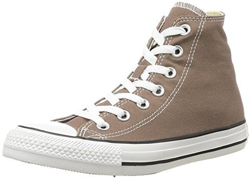 Unisex-Erwachsene CTAS Hi White Hohe Sneaker, Weiß (White), 37 EU Converse