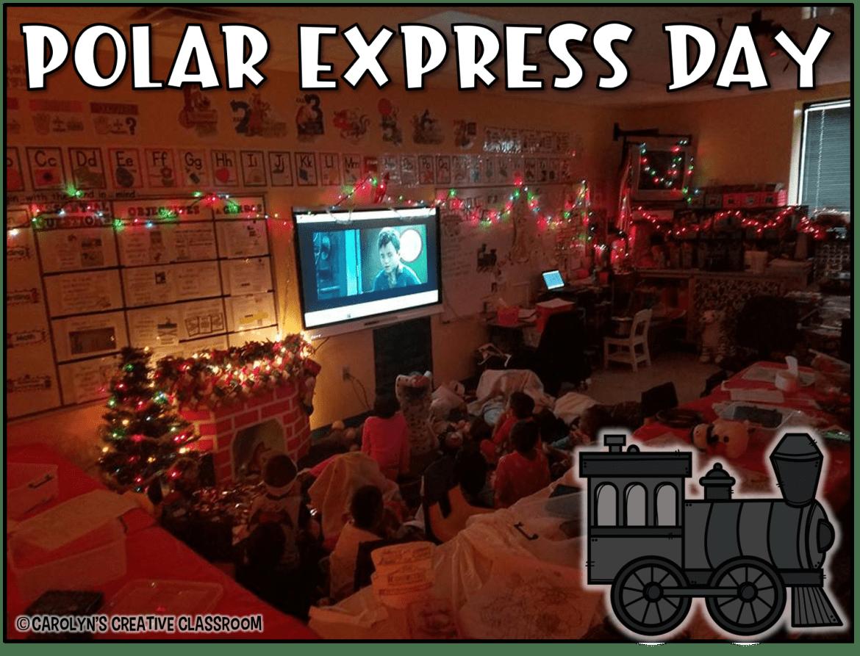 Polar Express Day In