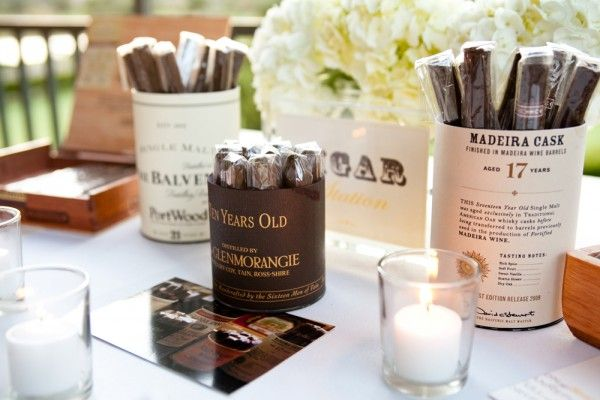 If We Didn T Have A Cigar Roller This Could Be Another Fun Way To Have The Cigar Bar Cigar Bar Wedding Cigar Bar Wedding Cigars