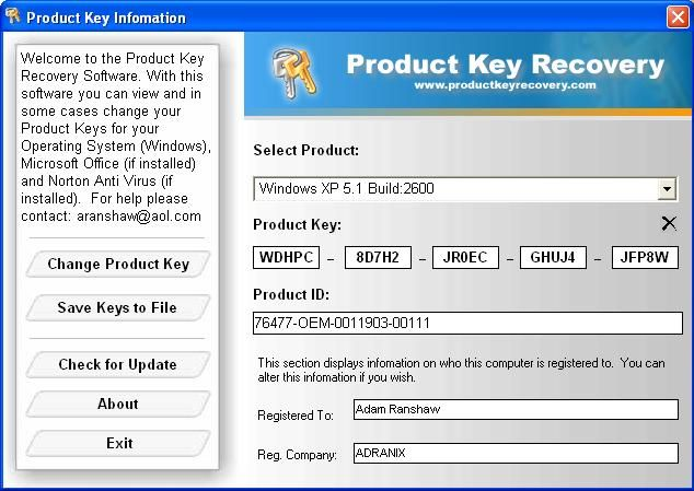 windows xp professional product key generator for all softwares games collection pinterest windows xp - Visio 2007 Serial Key
