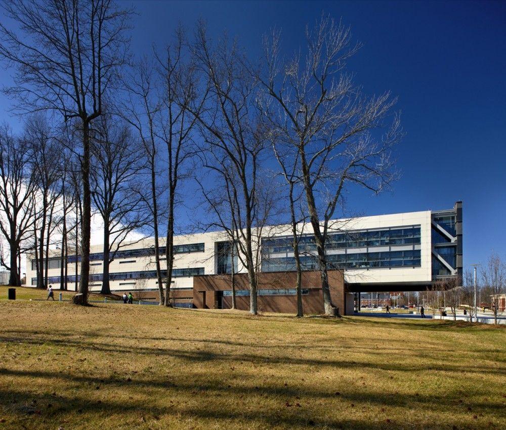 North Carolina Au0026T State University Proctor School Of Education / The  Freelon Group Architects