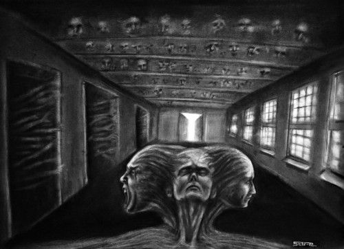Surreal Art Depicting Human Emotion and State of Mind by ...