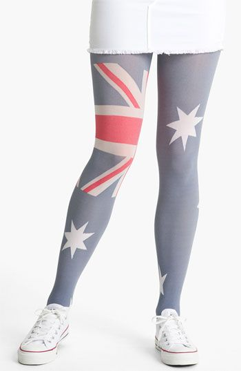 3e304928fc Pretty Polly 'Australia Flag' Tights | Legwear | Tights, Australia ...