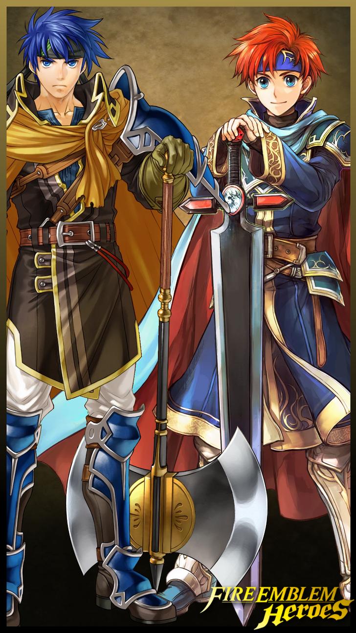 Cyl Wallpapers Fire Emblem Characters Roy Fire Emblem Fire
