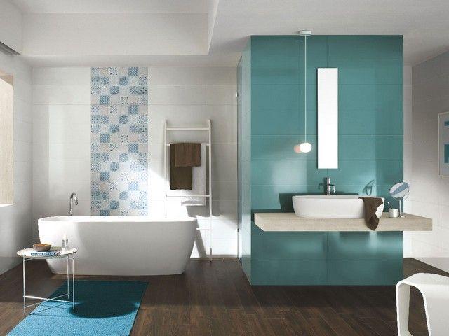 Rivestimento bagno supercolorato fresh iperceramica home