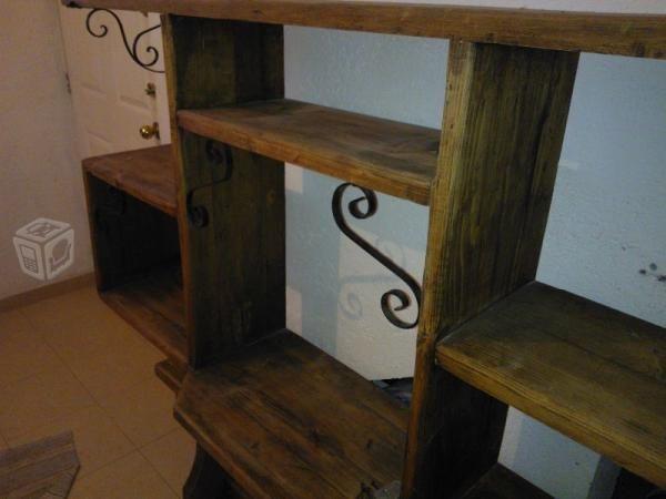 Repisa mueble para tv ideas para el hogar pinterest - Ideas mueble tv ...