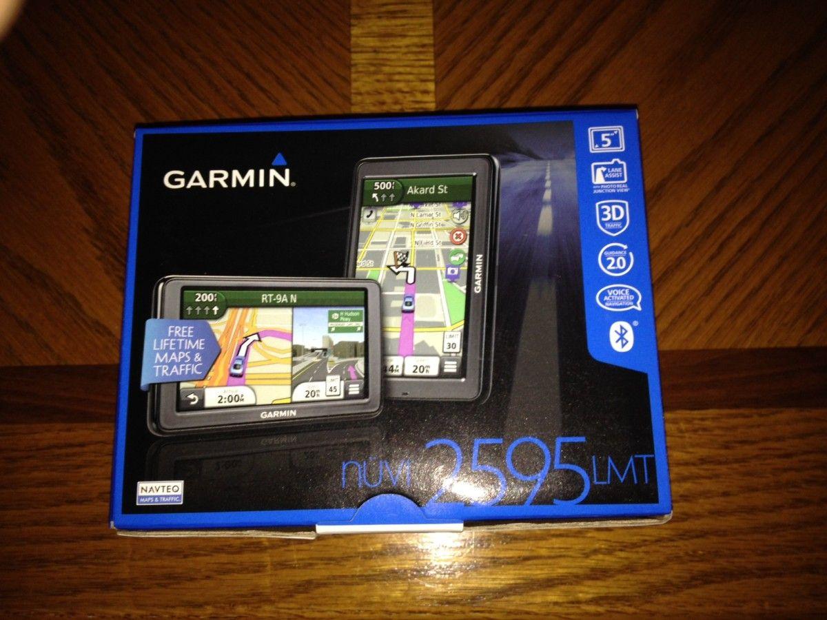 Garmin nüvi 2595LMT 5-Inch Portable Bluetooth GPS Navigator ... on garmin nuvi accessories, garmin nuvi 3597lmthd, garmin nuvi 50lm features,