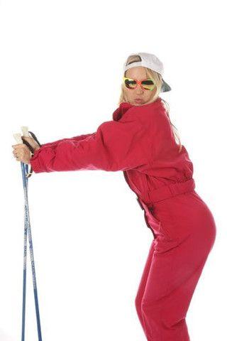 28908b60 Vintage Ski Suit Onesie   Get your vintage ski gear and all manner ...