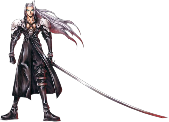 Ff7 Sephiroth Sword Google Search Ff Final Fantasy