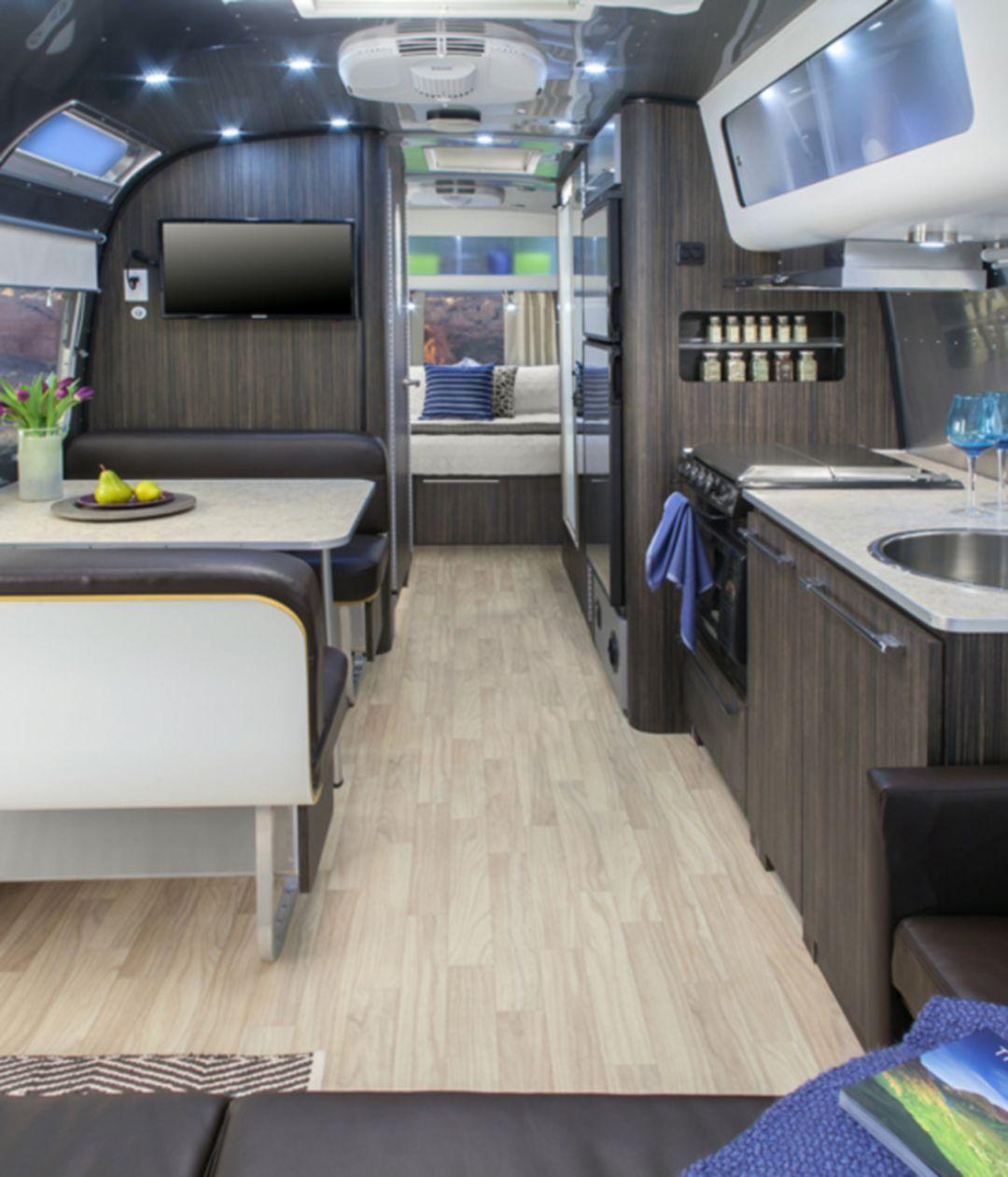 14065 Amazing Airstream Interior Design Ideas Freshome.com