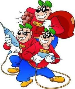 Beagle Boys Classic Cartoons Beagle Disney Cartoons
