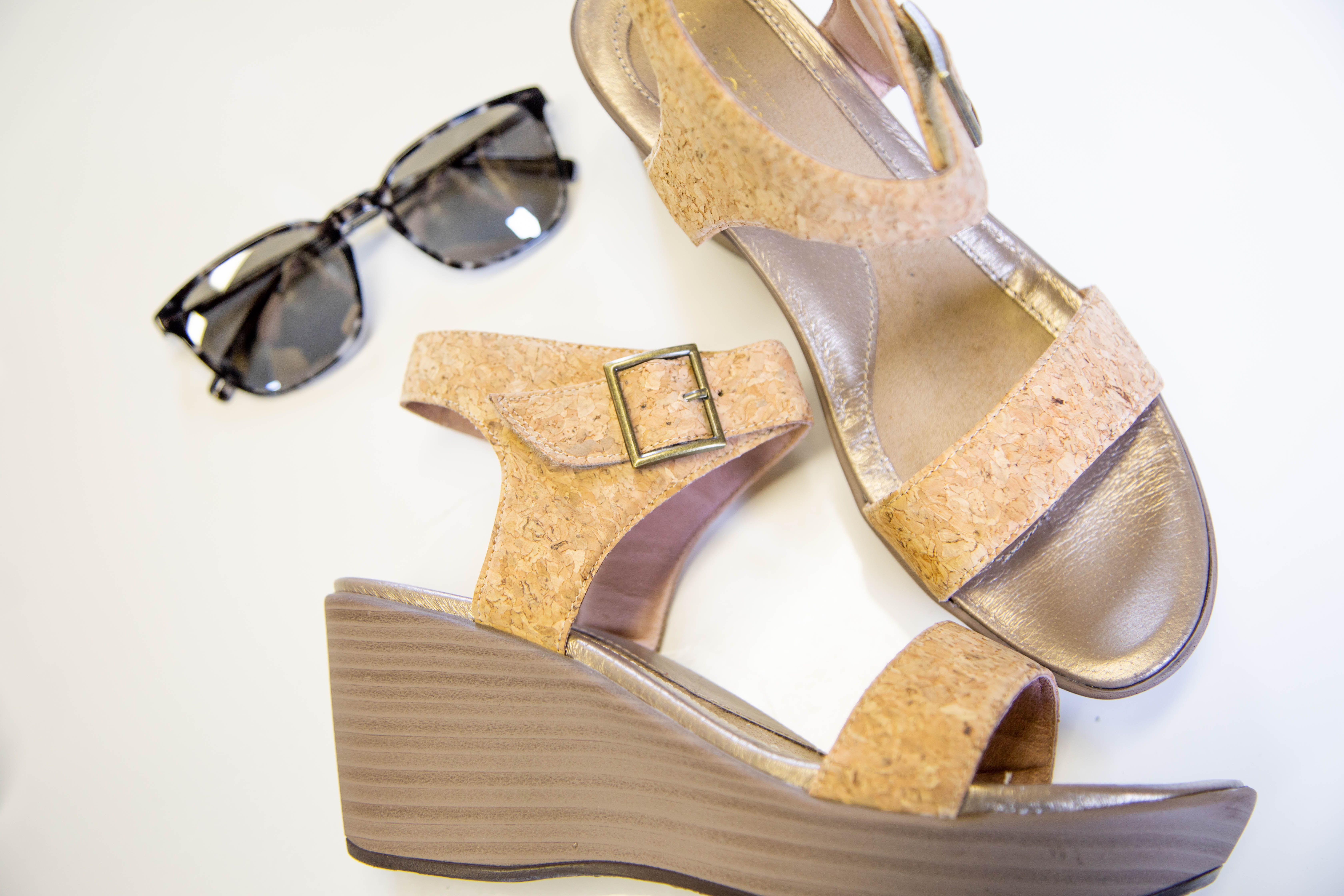 on sale 9ddbd c441f Our Caprice #wedges pair perfectly with #dresses and #jeans ...