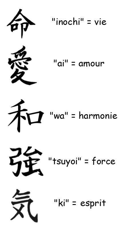 44++ Symbole japonais et signification ideas in 2021