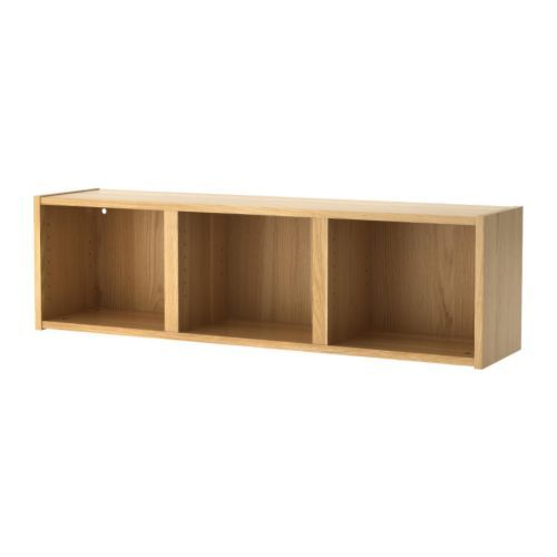 BILLY Vägghylla - ekfaner - IKEA