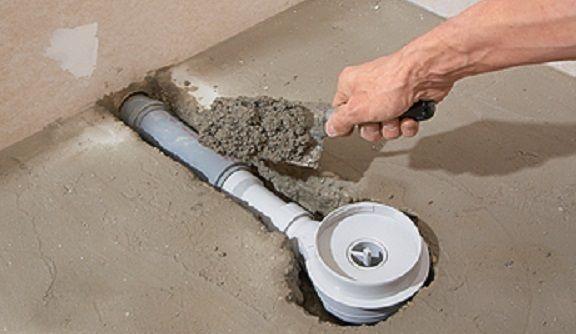 Anleitung So Baust Du Einen Wasserablauf In Deine Bodengleiche