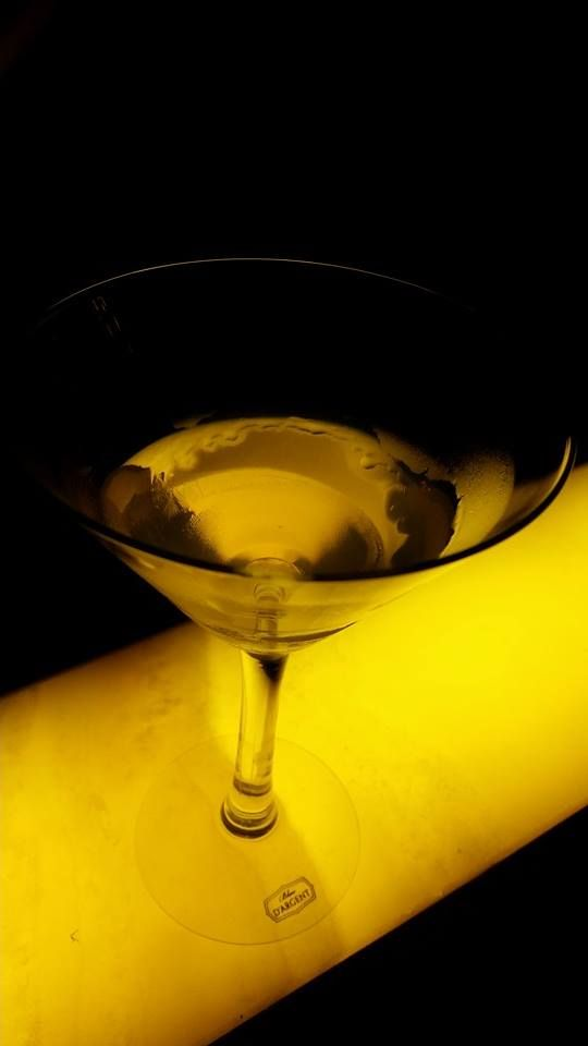 Gentle Gin dry Martini!