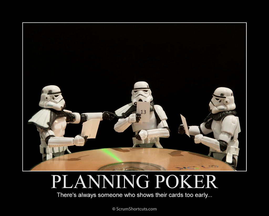 Pin By Higuera Moriones Ximena On Agile Star Wars Planning Poker Tech Humor Software Development Humor