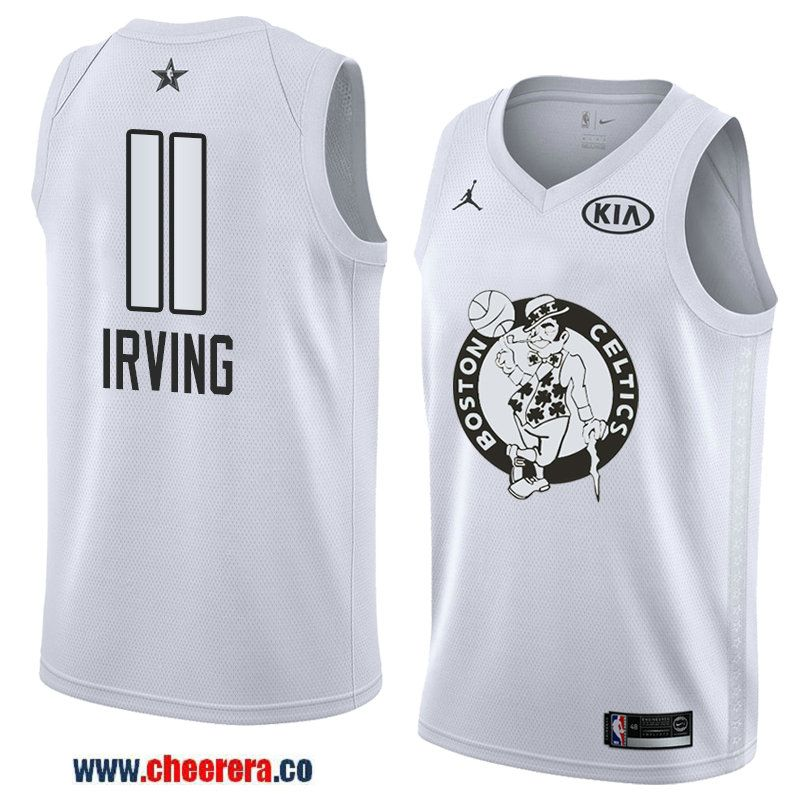 20b340427 men s western conference boston celtics  11 kyrie irving white 2018 nba  all-star jersey