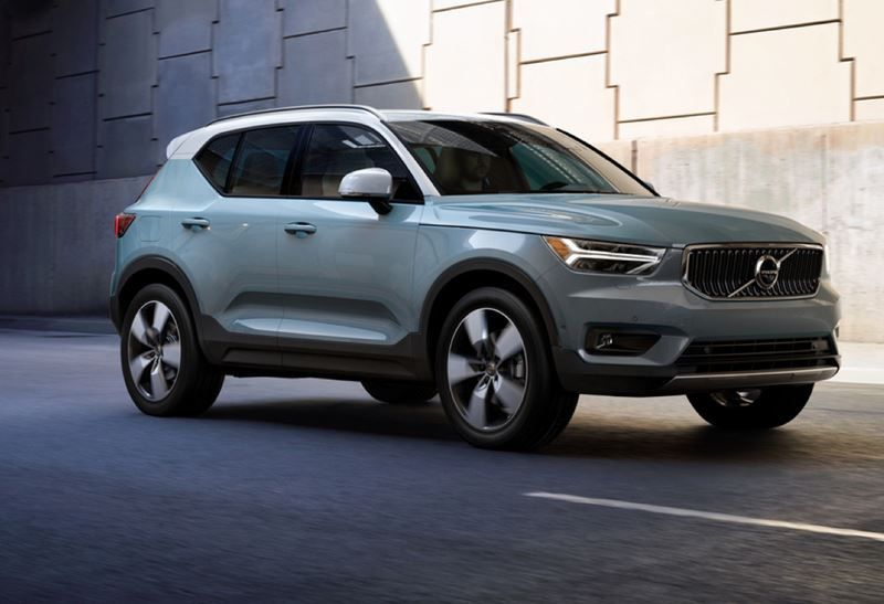 2019 Xc40 Compact Crossover Suv Volvo Car Usa 자동차
