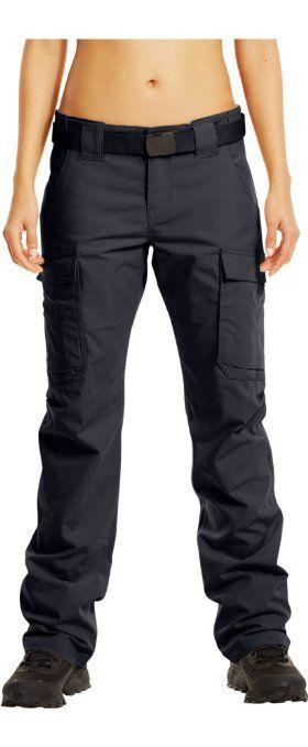 Amazon.com  Under Armour Women s Tactical Duty Pants 6 Dark Navy Blue   Sports   Outdoors  EMS f267e49b9