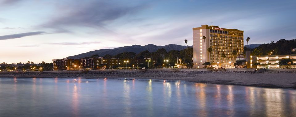 Ventura California United States Meeting And Event E At Crowne Plaza Beach