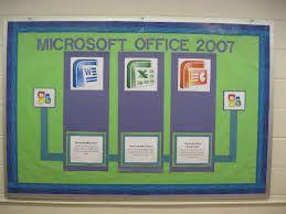 Resultado de imagen para computer lab bulletin boards