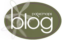 PageMaps  for inspiring scrapbook pages