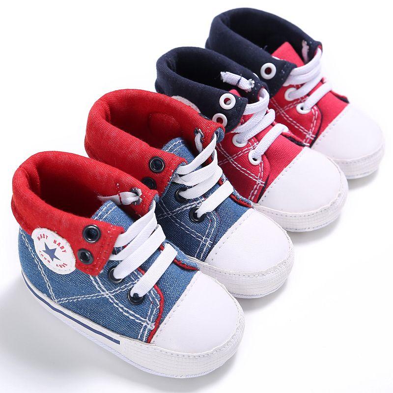 e9d939ef98de Click to Buy    fashion spring and summer Boy and girl baby Non-Slip ...